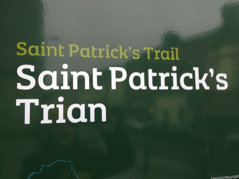 Saint Patricks trail