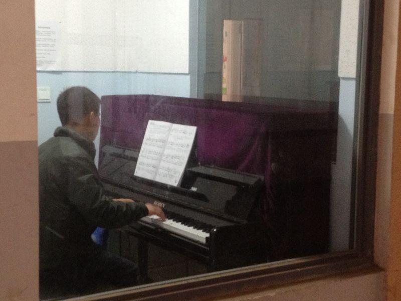 Piano nanjing