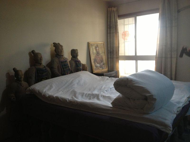 Xi'an bedroom